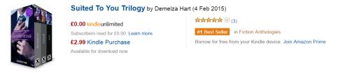 bestseller again